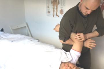 Tui Na - Chinese Medical Massage